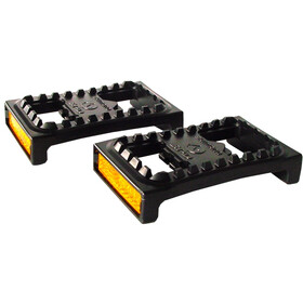 Shimano SM-PD 22 pedal fastgørelse Pedaltilbehør med reflektor, black